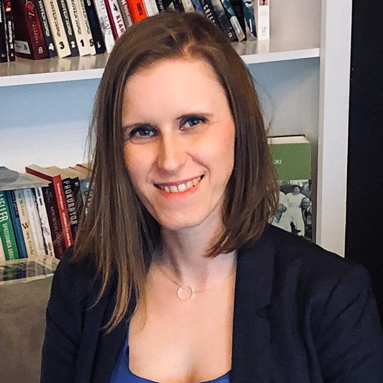 Joanna Pstrągowska psycholog